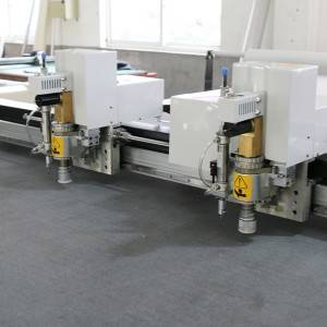 Double Head-Auto Cutting System-RJMDC
