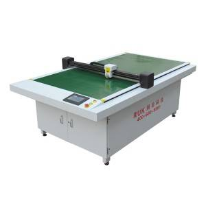 OEM/ODM Supplier Paper Cardboard Box Cutting Machine -