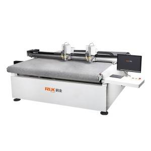 Dobbelt Head-Auto Cutting System-RJMDC