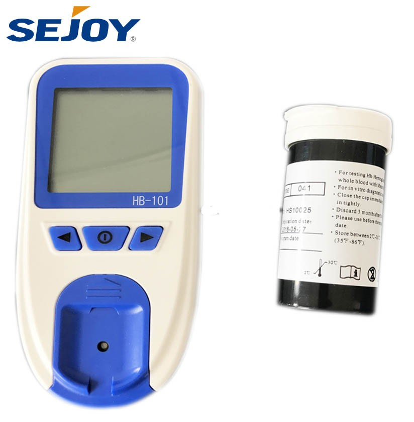 Hospital Fully Automated Adult Test Hemoglobin Meter