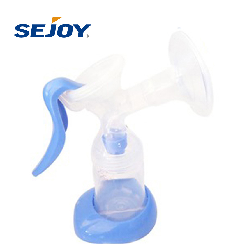 Travel Friendly Mimic Natural Sucking Manual Breast Enlargement Pump