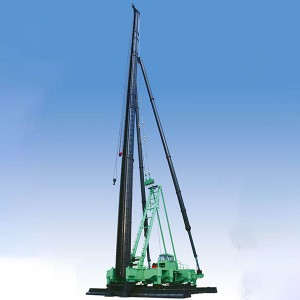 JB180 Hydraulic Walking Piling Rig