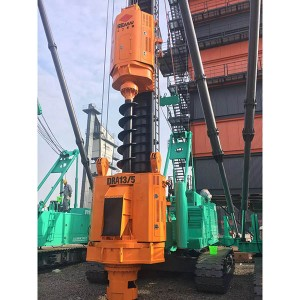 2019 High quality Dra36/12 Dual Power Drilling Rig - DRA 13/5 Dual Power Drilling – Engineering Machinery