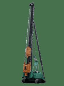 SPR 165K Hydraulic Pile Driving Rig