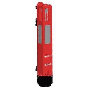 Hot-selling China Hm Series Hydraulic Hammers – H240S Hydraulic Hammer – Engineering Machinery