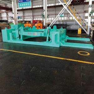 Good quality Auger Piling Rig Manufacturer - PIT300 rammed shaft casing oscillators – Engineering Machinery
