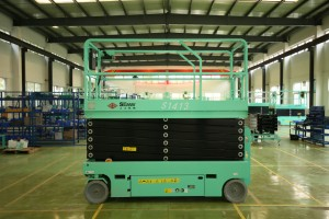S1413 Self-Propelled Scissor Lifts