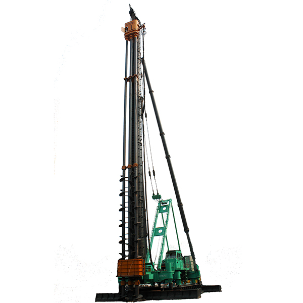 JB160A Hydraulic Walking Piling Rig Featured Image