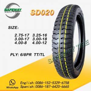 Tricycle Tire SD020
