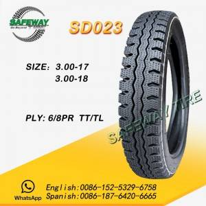 Tricycle Tire SD023