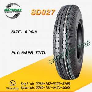 Tricycle Tire SD027
