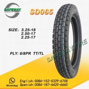 Tricycle Tire SD065