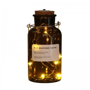 Reagent Bottle Decoration Glass Lights