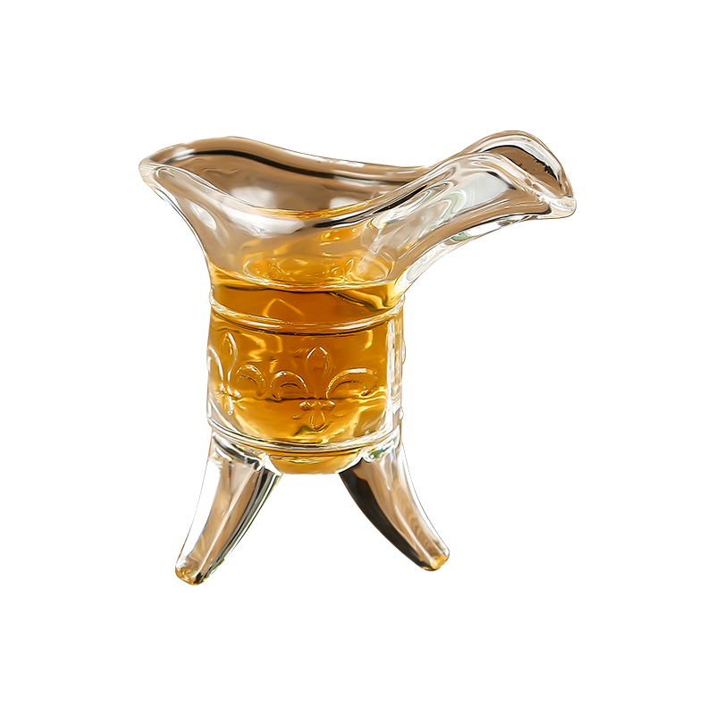 Chinese Empire Glass Wine Cup Featured Image