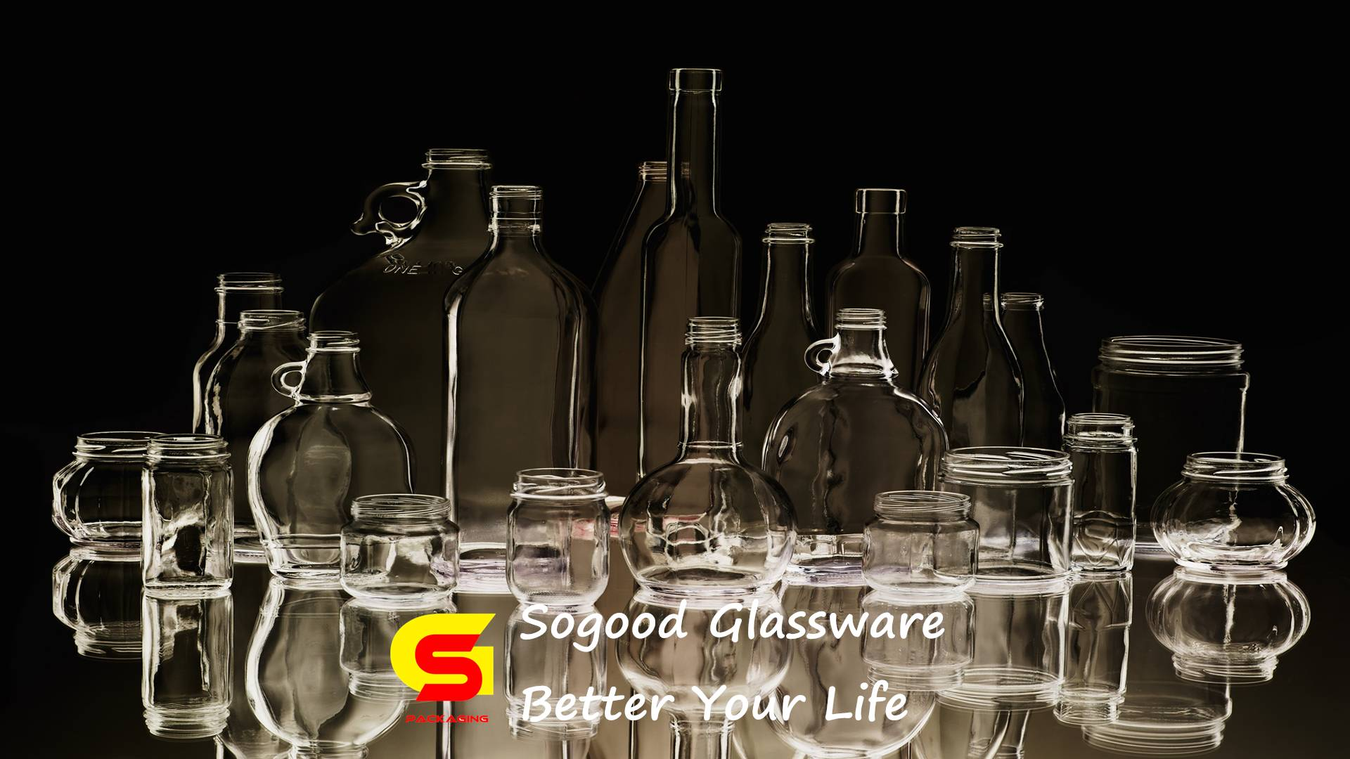 Sogood Glassware Better Your Life