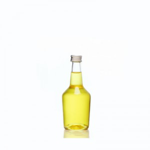 100ML Broad Shoulder Glass Liquor Bottle