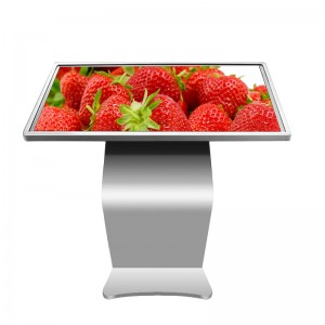 China wholesale LCD touch screen display customized digital signage kiosk