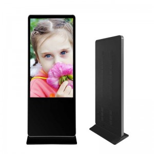 Android or Windows 55 inch lcd High resolution advertising player touch screen digital signage