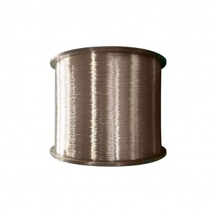 Good quality 0.08-0.12mm conductor nickel plated copper wire used for wires and cables