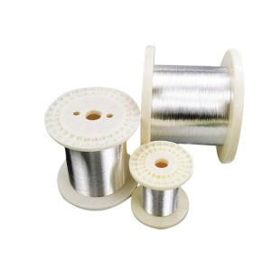 stainless steel solid welding wire Silver Plated Copper Wire