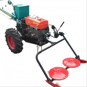 Disc Mower Lawn Grass Cutter