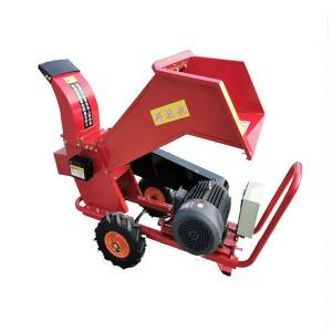 Wood Chipper With Gasoline/diesel / Electric Engine