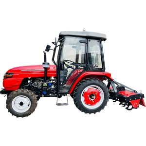 4×4 Agriculture Diesel Mini Tractor 4wd With Cabin/Sunshade