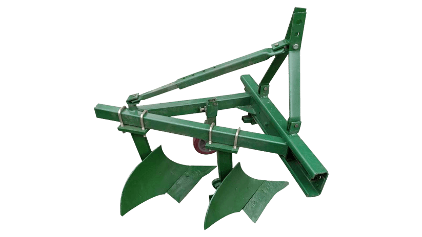 double-plough-for-4-wheel-mini-tractor-product