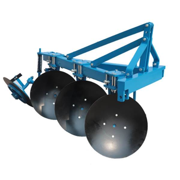 Disc plough  for 3 point hitch tractor Featured Image