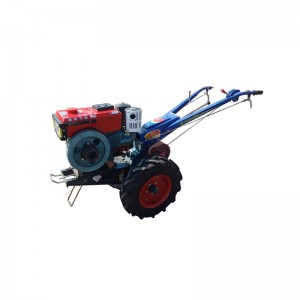 Two-wheel tractor 10hp walking tractor/walk behind tractor for sale