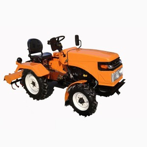 12hp 15hp 18hp 20hp 2 wheel drive small mini tractor price