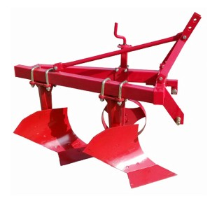 Double Plough For 4 Wheel Mini Tractor