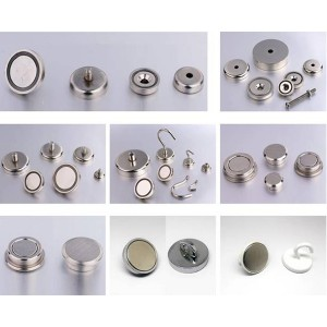 Factory directly supply Pot Magnets Supply to Nigeria