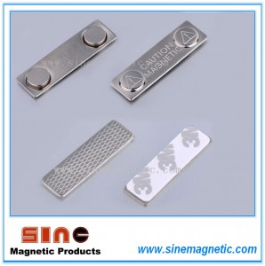 Magnetic Ngalan Tags