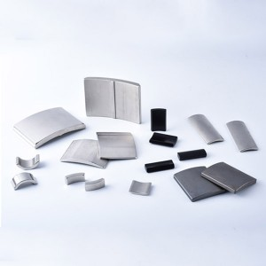 factory wholesale good quality Sintered Neodymium Magnets for Algeria Manufacturer