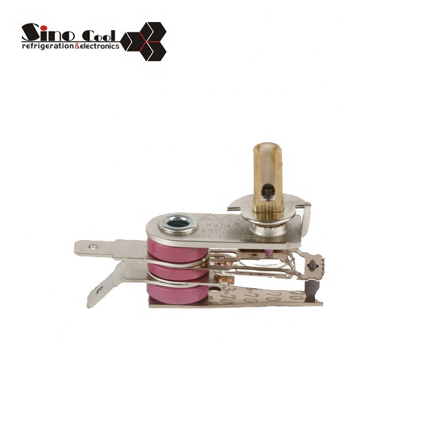 Used for Fryer toaster rice cooker KST series bimetallic thermostat