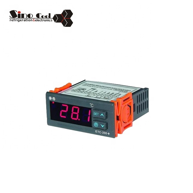 Digital temperature controllers ETC-200+