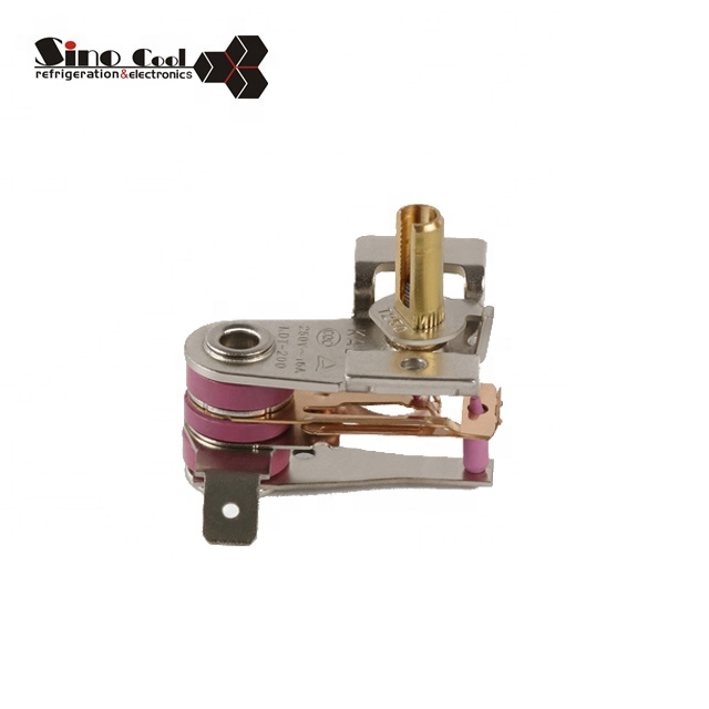 Oven spare part adjustable thermostat