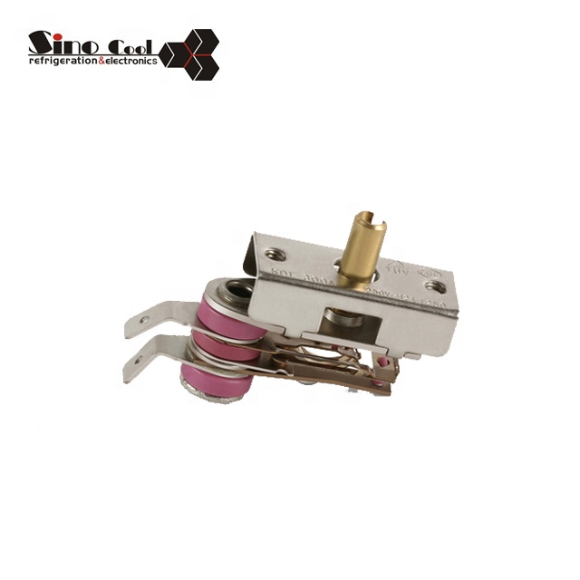 KST Series Electrical Adjustable Bimetallic Oven Thermostat for Home Appliance Parts