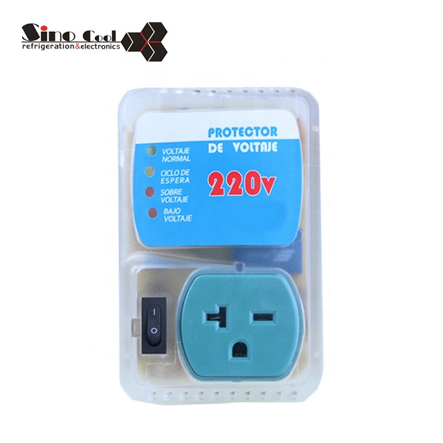 V010 voltage protector for A.C fridge and TV