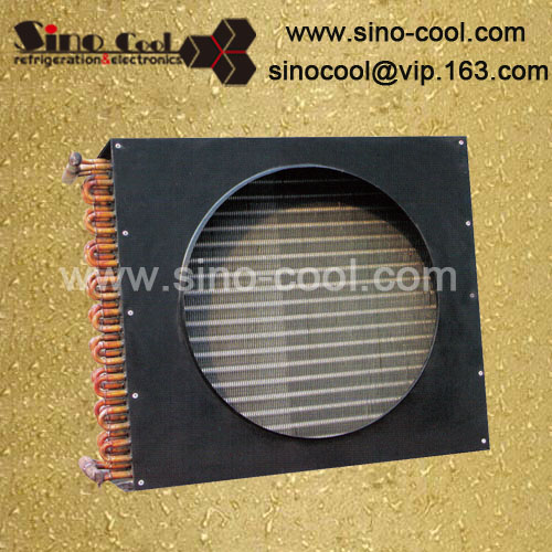 FN type fin Condenser for refrigeration
