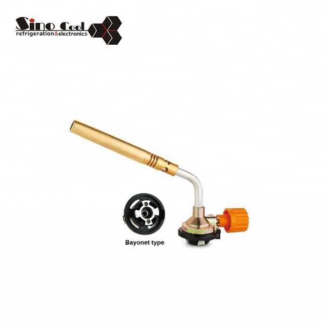 Adjustable Flame Gas Torch Solder Handle Pipe Wood Welding Torch Equipment Guns Jewelry Tools Torch Soldering