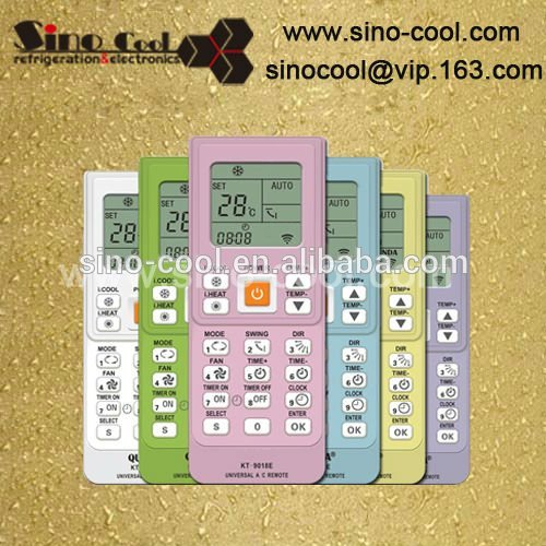KT-9018E unionaire remote controller for air conditioner