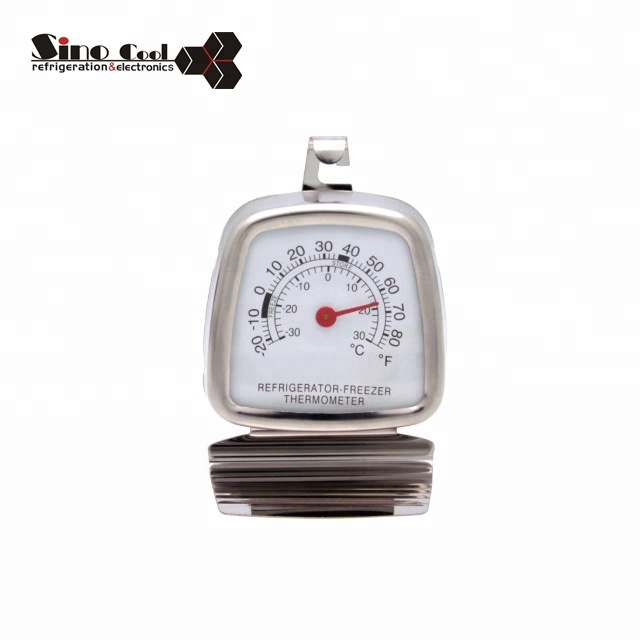SX-Z-4 High Quality Stainless steel Freezer Thermometer