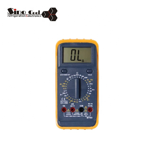 My63 High Quality  digital  Multimeter