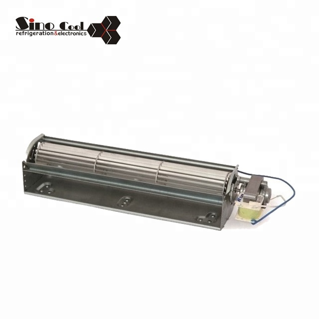 blowers/cross flow fan for fireplace, refrigerator