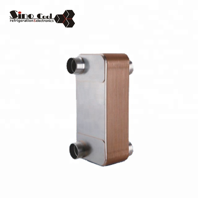 B3-220 Copper brazed plate heating exchanger