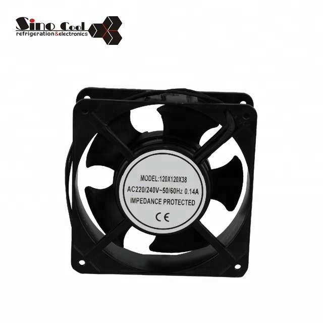 Refrigeration part 170*170*51mm ac axial cooling fans