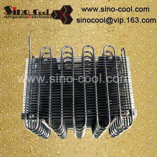Air Conditioning Air Cooled Refrigeration Condenser