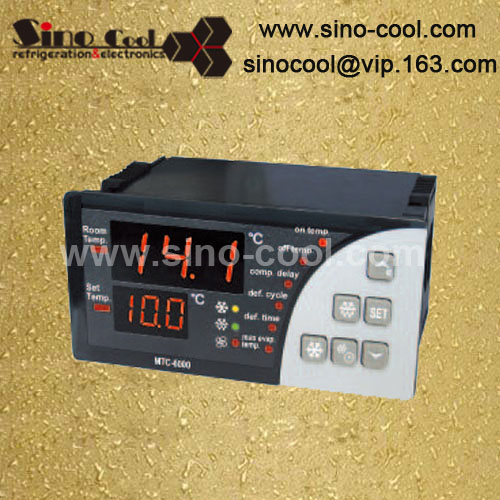 MTC-6000 hot runner temperature controller
